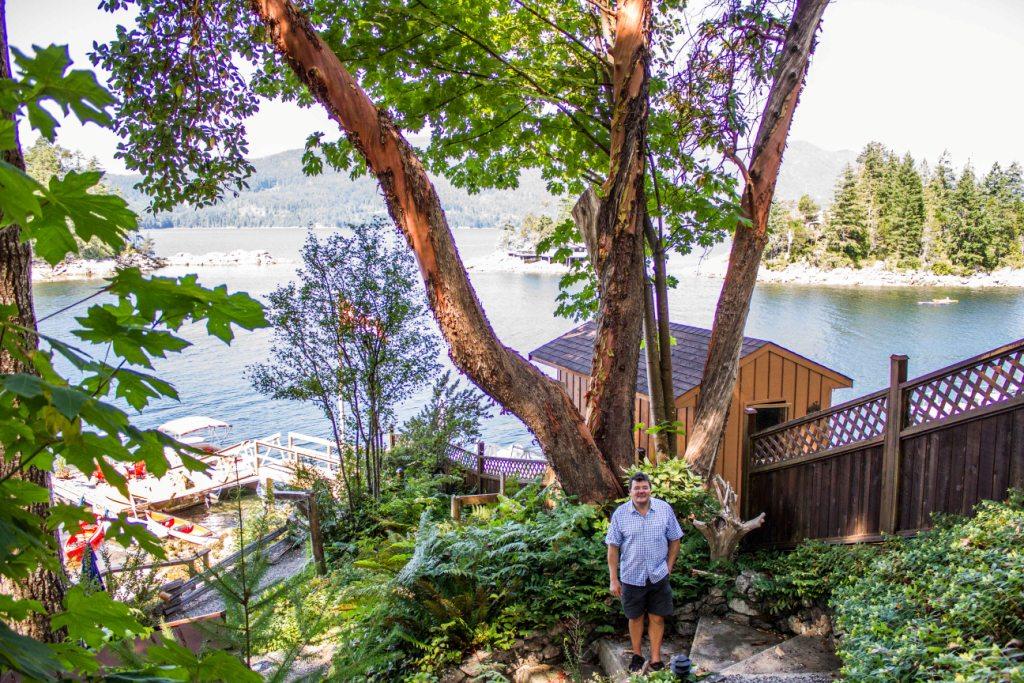 Ocean View Studio Cabin - View