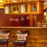 Ocean View Luxury Suite - Wet Bar